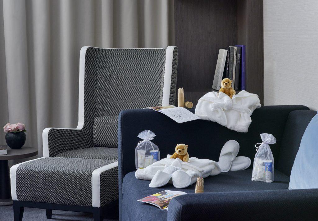 l 39 intercontinental marseille h tel dieu lance des chambres famille luxsure. Black Bedroom Furniture Sets. Home Design Ideas
