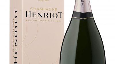 Henriot : le champagne rosé fait pétiller l'été !