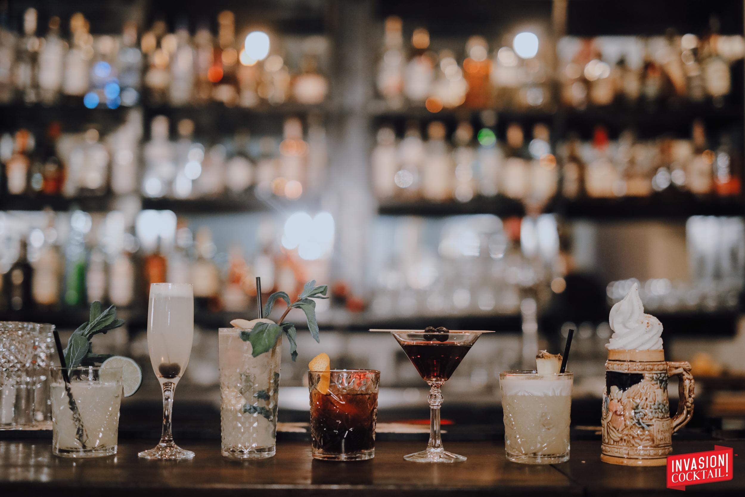 Le Speakeasy: Le resto/bar secret bien gardé de Montréal