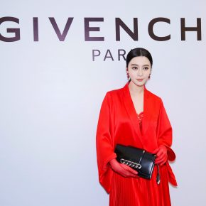 Fan Bingbing in Givenchy