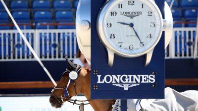 Longines, Partenaire Titre du Longines Athina  Onassis Horse Show