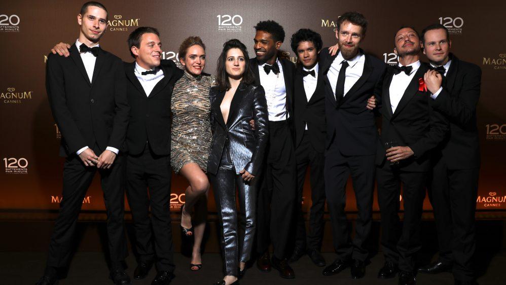 Retour Soirée du 20 mai – «120 battements par minute» en compétition officielle du Festival de Cannes
