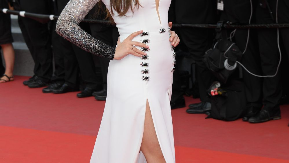 Mademoiselle Fahriye Evcen, 70th Cannes Film Festival, Georges Hobeika