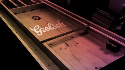 Le Billard «GrolscH_ollandais» débarque dans les bars parisiens !