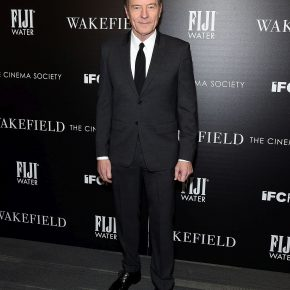 Bryan Cranston in Givenchy by Riccardo Tisci