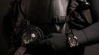 Bell & Ross // BR03-92 Black Camo