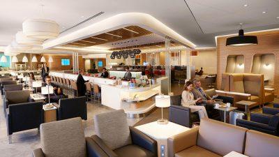 Nouveaux Services Premium pour les passagers d'American Airlines à New York-JFK