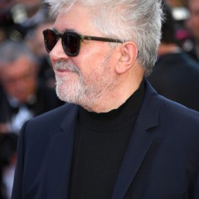 Pedro Almodóvar in Givenchy – 70th Annual Cannes Film Festival