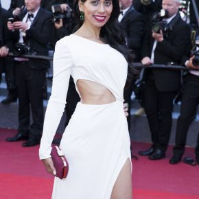 FAGUN THAKRAR WEARS ATELIER SWAROVSKI TO THE 70TH ANNUAL CANNES FILM FESTIVAL