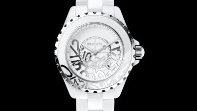 CHANEL Horlogerie – J12 GRAFFITTI