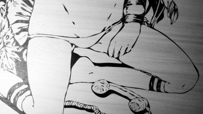 Le Badaboum dévoile son côté coquin avec une décoration toute en sensualité