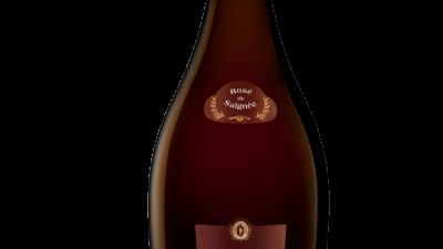 Egérie Rosé de Saignée de Pannier, une cuvée tout en raffinement