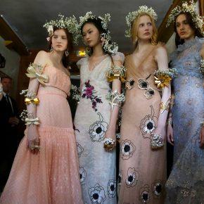 Haute-Couture AW17/18  : Jour 1 Promesse de l'aube