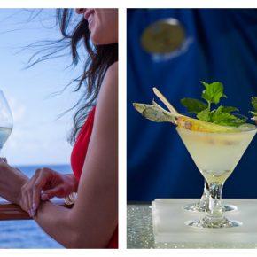 Œnologie et mixologie à l'honneur chez Norwegian Cruise Line