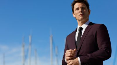 BOSS Campagne Own Your Journey avec James Marsden, Lewis Hamilton et Patrick Janelle