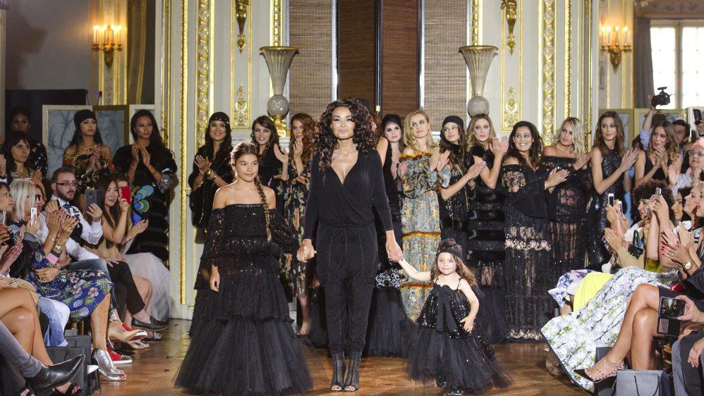 EWA MINGE  collection Couture automne-hiver 2017/18