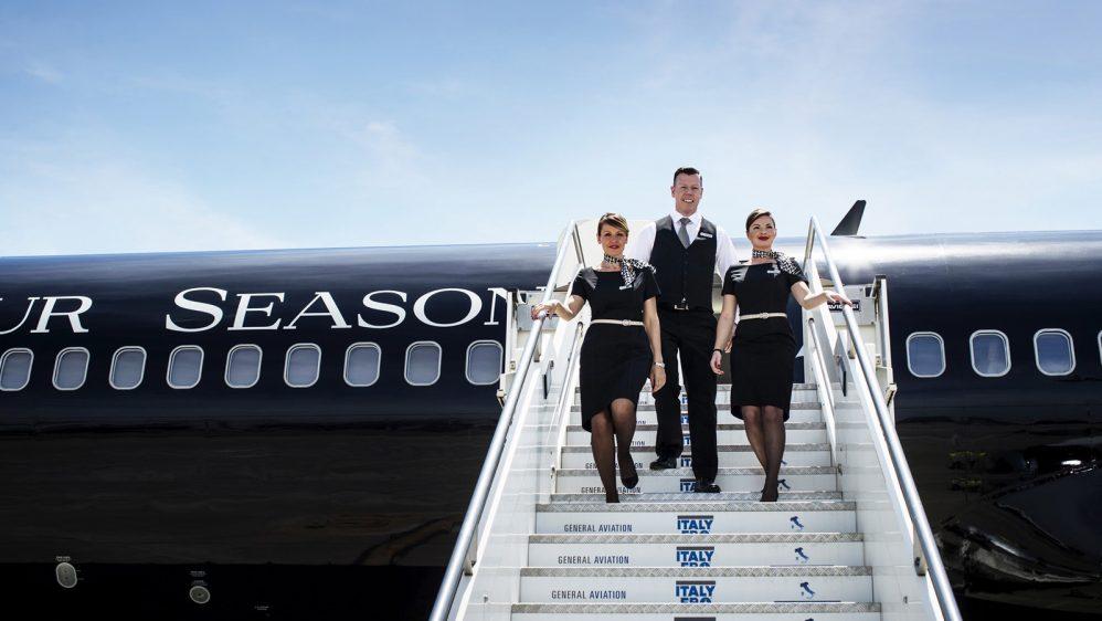 """Four Seasons dévoile le nouvel itinéraire 2018 de son Private Jet : """"World of Adventures """""""