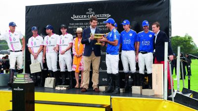Jaeger-LeCoultre: Gold Cup 2017