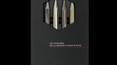 MIZENSIR x CARAN d'ACHE lance une collection capsule de CRAYONS PARFUMÉS