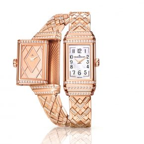 Jaeger-LeCoultre: REVERSO ONE DUETTO JEWELRY