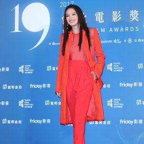 Shu Qi in Givenchy