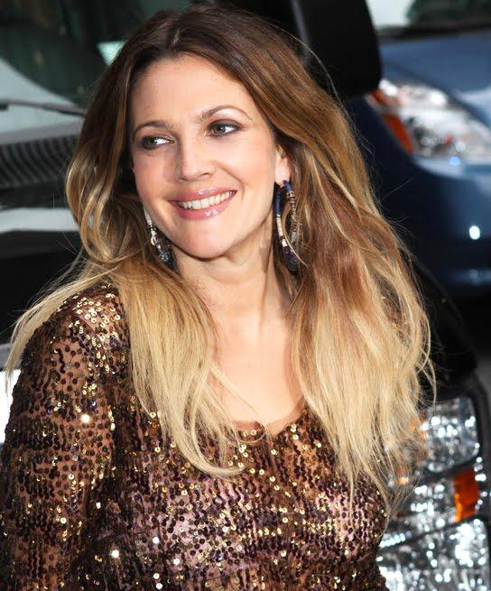 Un look glamour avec les extensions ombré hair RH Excellence