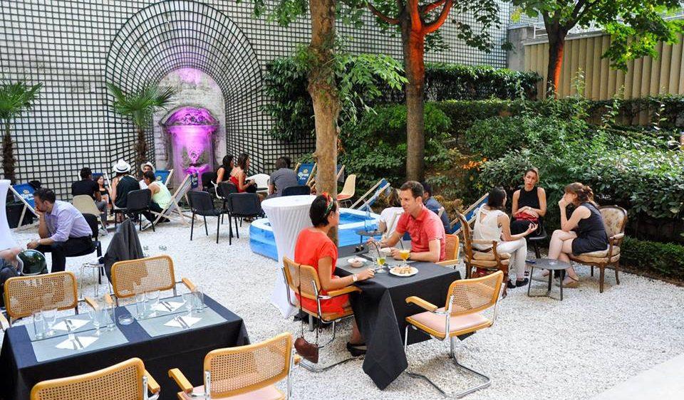 Fïnley x Le Jardin-L'Expérience : Le hot spot pour vivre des moments «expérience exigée» tout l'été !