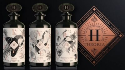 H.Theoria réinvente la liqueur