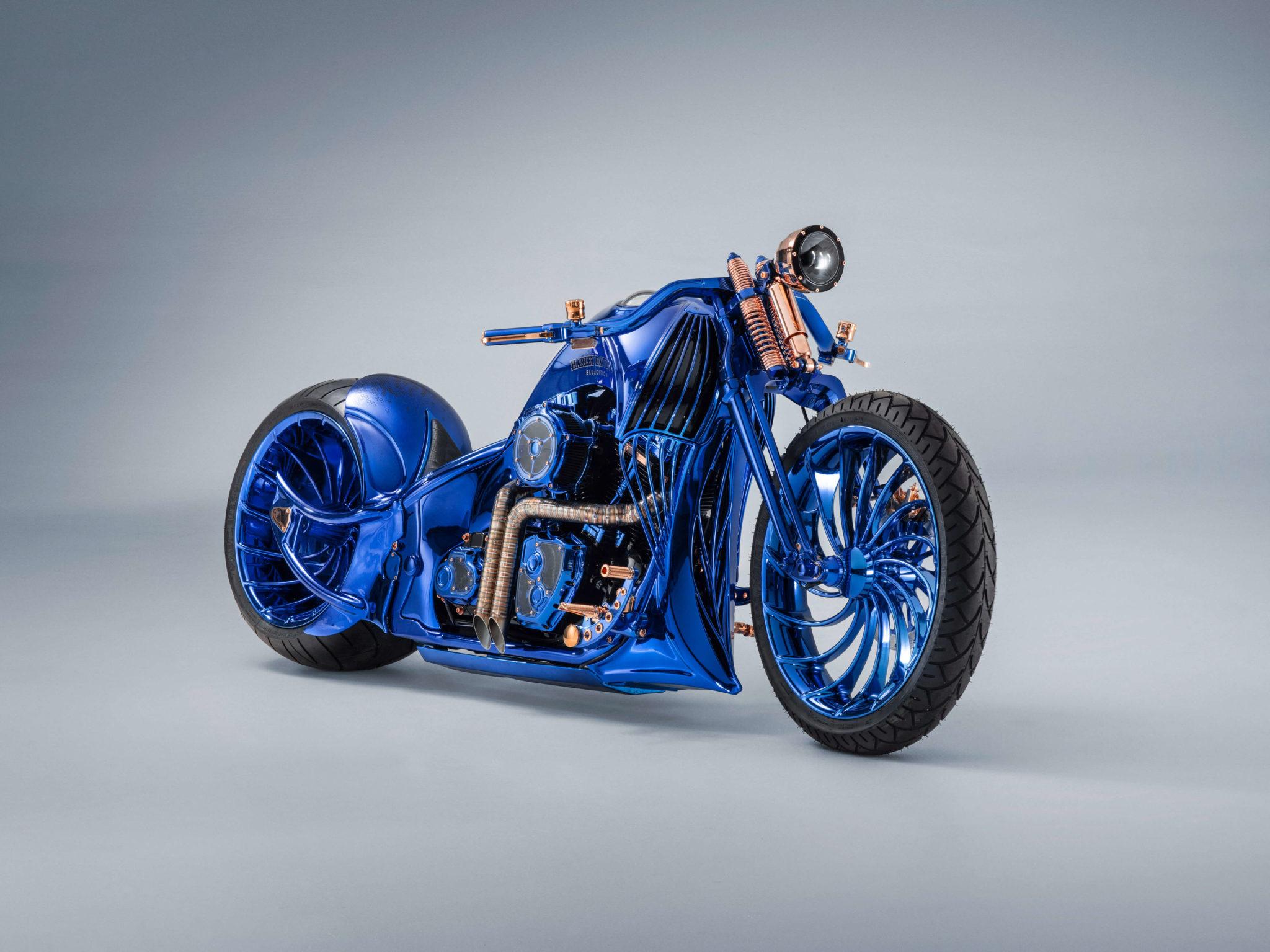 Bucherer Lance La Harley Davidson Bucherer Blue Editions Luxsure